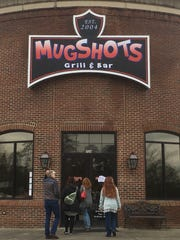 Mugshots Grill and Bar's first restaurant opened in Hattiesburg on Jan. 10, 2004.