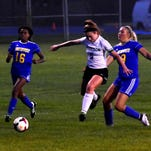 UC commit Maddy Pittman breaks SWOC girls' soccer goals record
