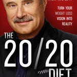 """Dr. Phil McGraw's """"The 20/20 Diet"""" is the top-selling nonfiction book for the week ending Feb. 8."""