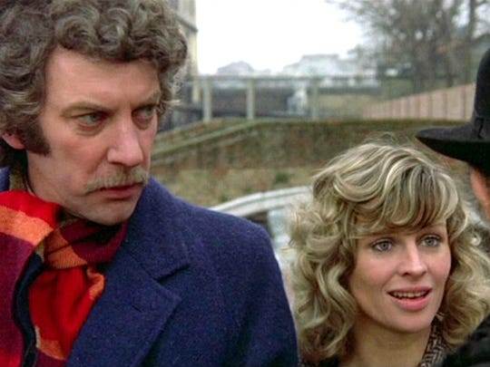Donald Sutherland and Julie Christie star in 1973's