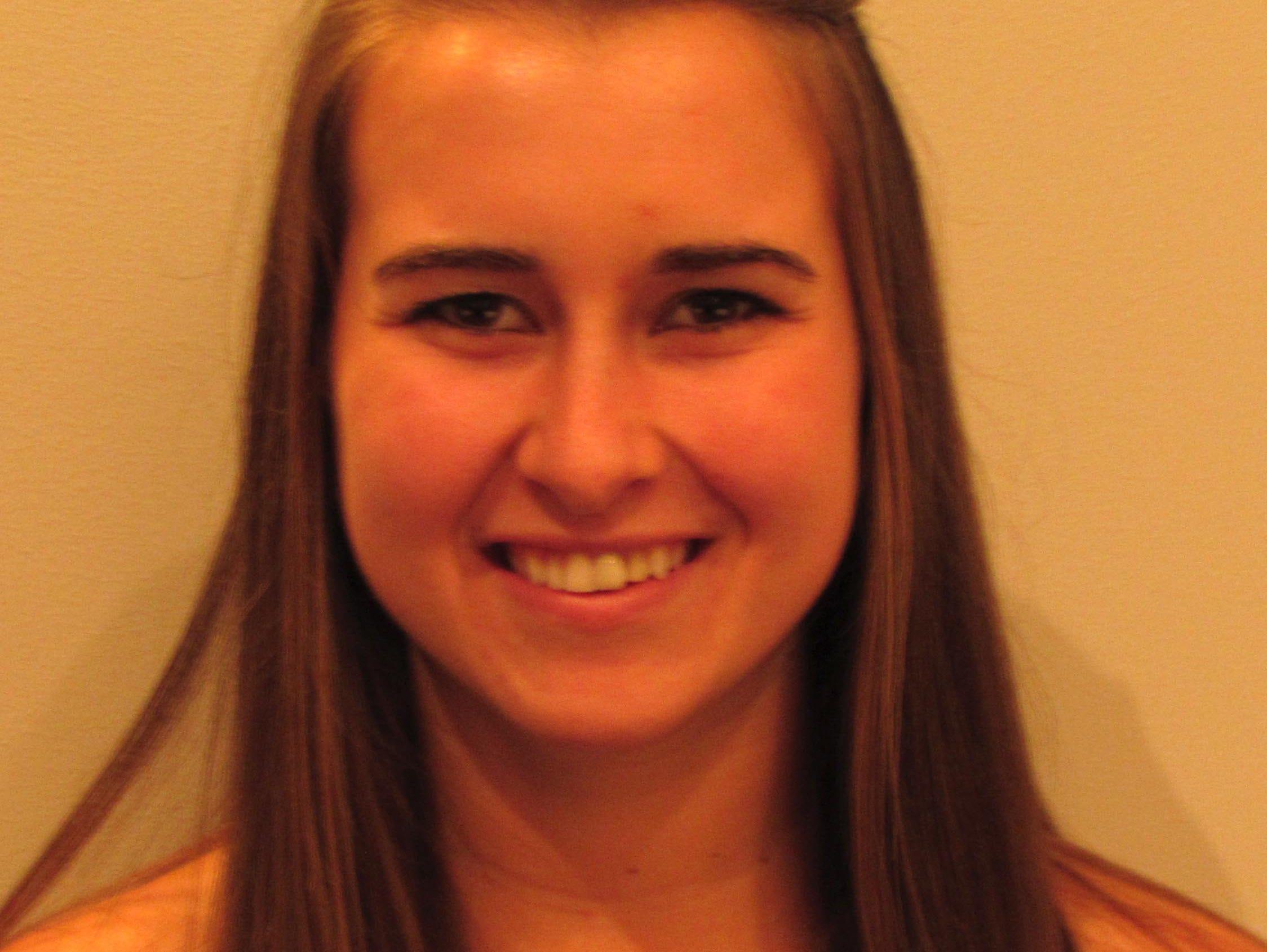 Culver Girl's Academy golfer Lauren Read