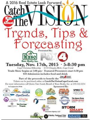 Catch the Vision Program information