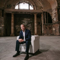 Bill Ford explains why Ford is serious about reviving Detroit
