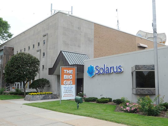 Solarus announced its 1-gigabit broadband Internet this year.