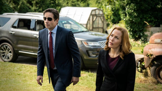Seriously, what the heck 'X-Files'??