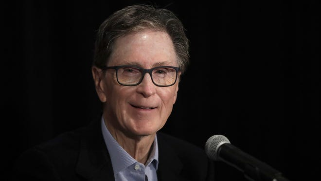 Red Sox principal owner John Henry may be looking to expand his overseas soccer empire.