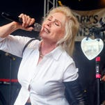Debbie Harry performs with Blondie at South by Southwest in March.