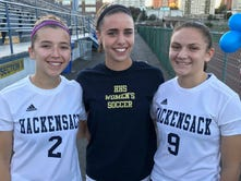 Well-rounded leaders spur Hackensack girls soccer