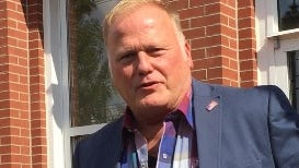 Dan Johnson is running as a Republican in state House District 49