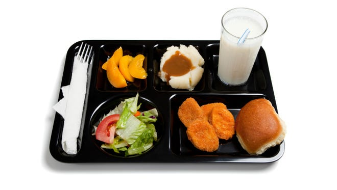 More than 42,000 families are expected to sign up for the free or reduced lunch program this school year