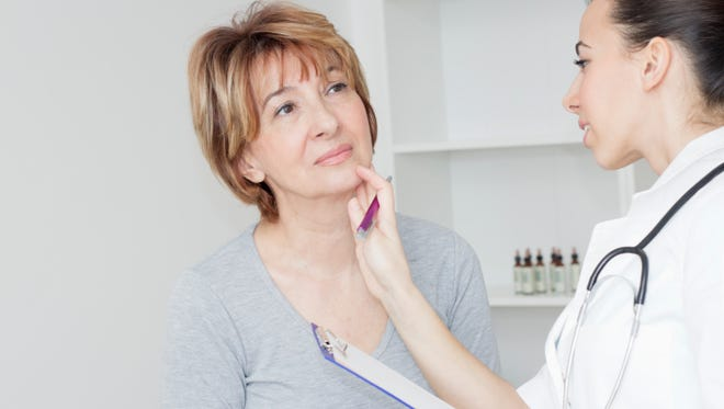 The most common thyroid disorder is hypothyroidism or low thyroid hormone level