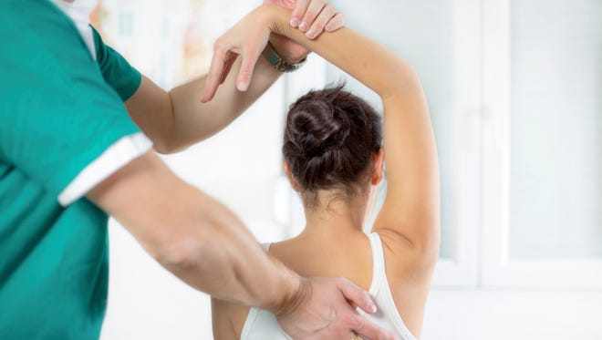 Physical therapists recommend people keep their injured joints and muscles moving despite traditional advice to rest and ice.