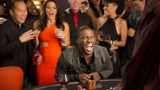 'Think Like a Man Too,' starring Kevin Hart, was No. 1 at the box office.