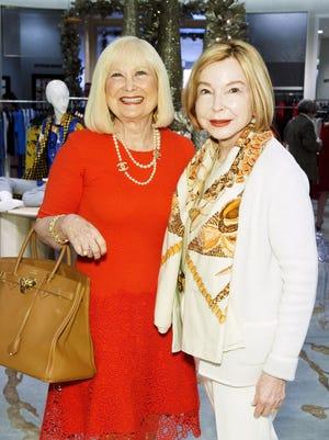 Peggy Johnson and Sharon Jablin