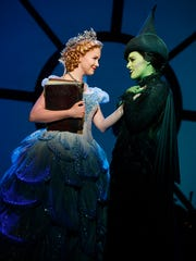 """Wicked"" runs April 3-May 5, 2019."
