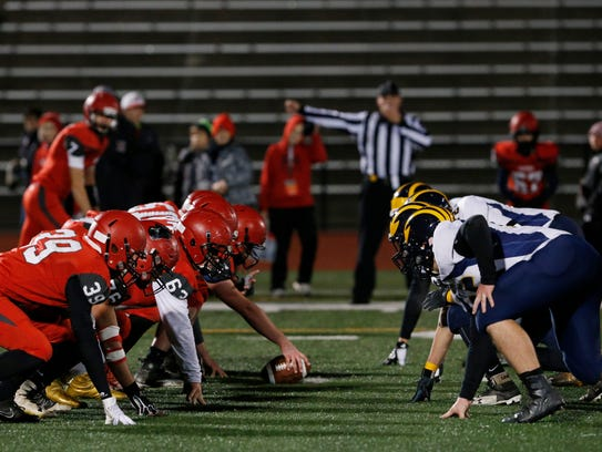 The New York State State Class D semifinal between