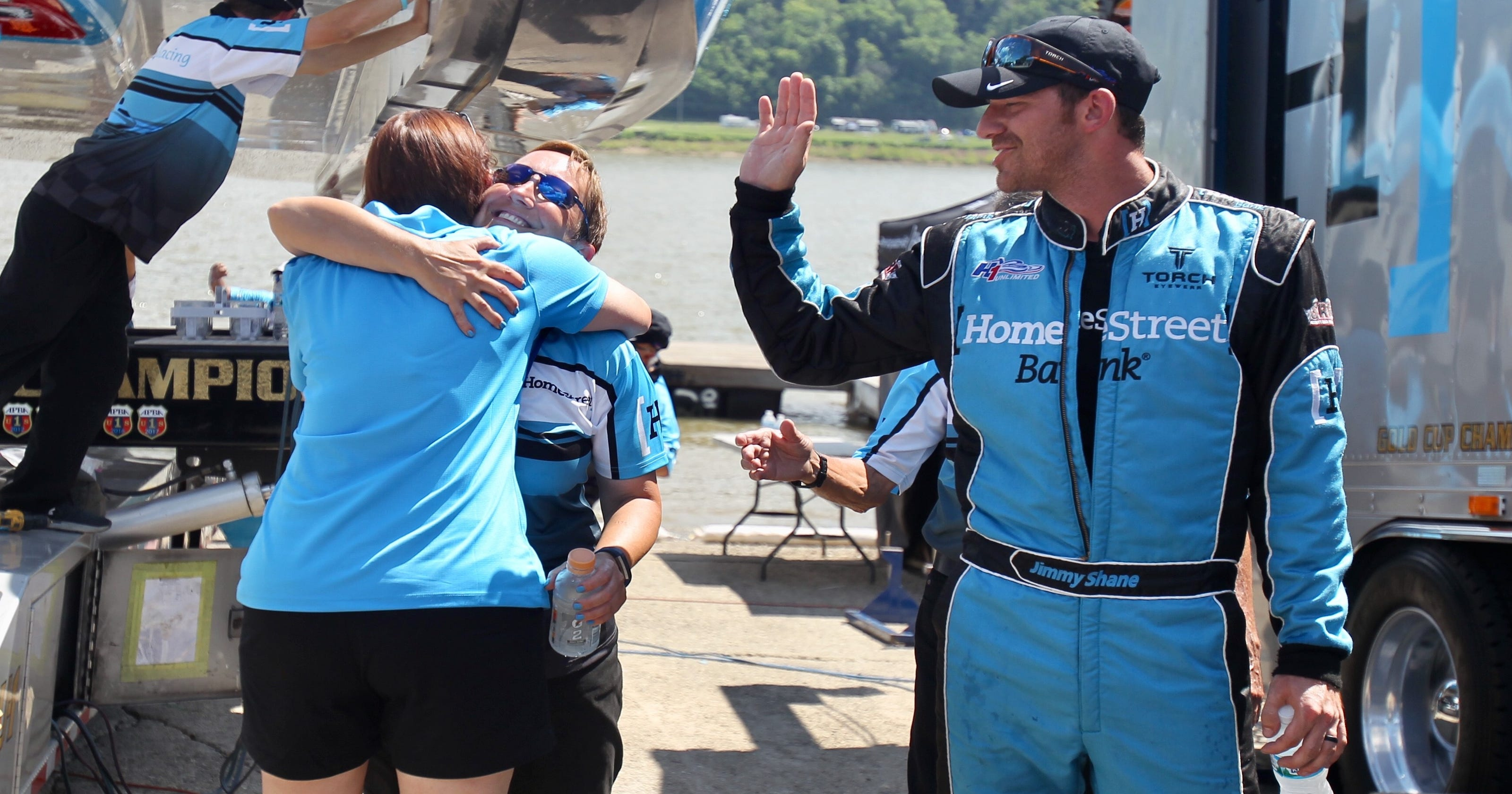 Madison Regatta a successful homecoming for Cindy Shirley