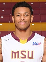 Brandon Neel had 27 points Saturday, the most he's scored in a Lone Star Conference game this year. It was his seventh game with 20 or more points this season. His season high was 30 against Western State.