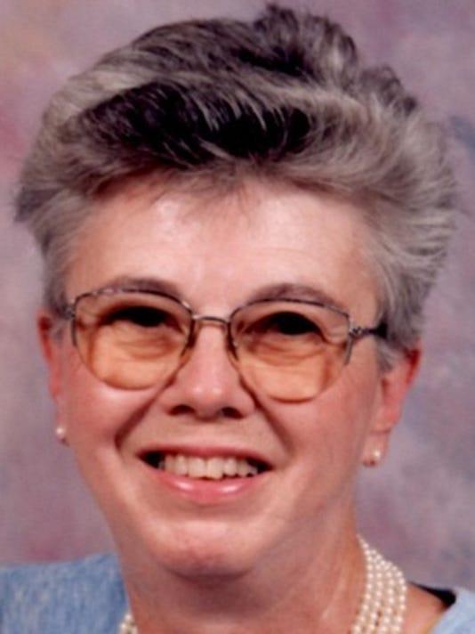 Patricia Stout