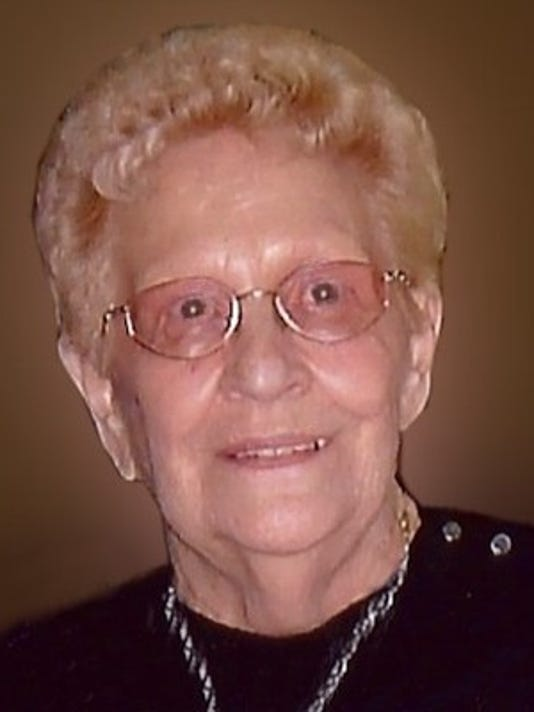 Hazel Irene Hamm