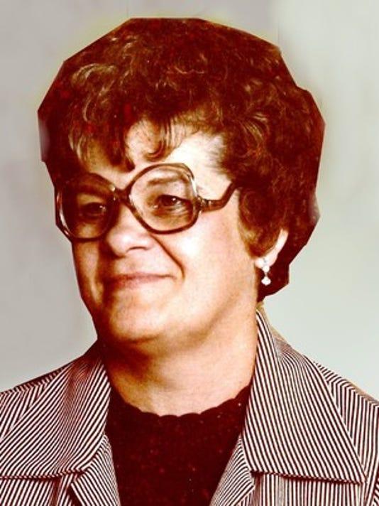 Bertha 'Bertie' Ann Tipple