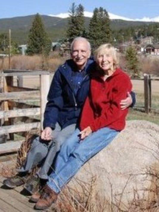 Anniversaries: Edward Patterson & Barbara (Bigelow) Patterson