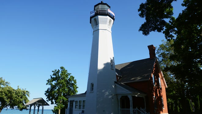 Port Sanilac Lighthouse is now open for public tours on Fridays.