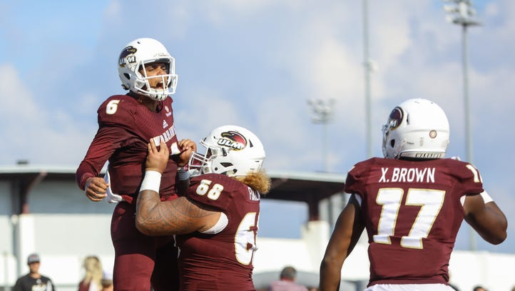 ULM football spring cleaning: offensive line