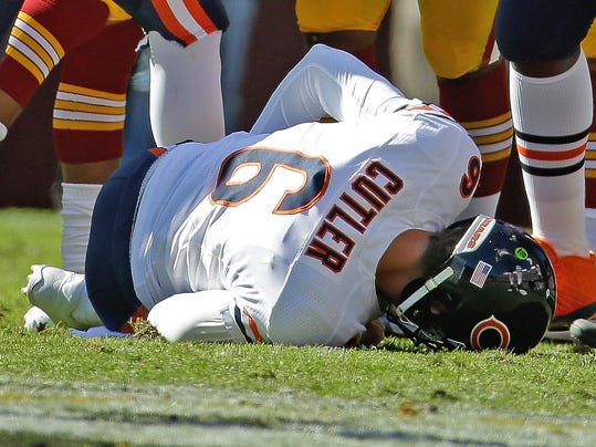 Image result for jay cutler injury