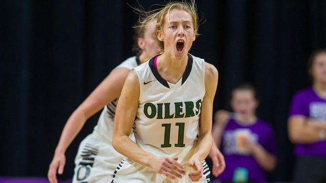 Central Plains' Emily Ryan was named the Overall Female Athlete of the Year for the 2020 Best of Kansas Preps, announced during Thursday's virtual show. Ryan put together one of the best girls basketball careers in state history and also starred in tennis.