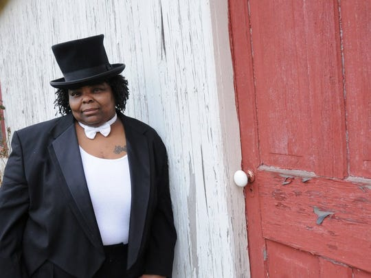 Alexis P. Suter — who specializes in a mix of the blues, rap and soul — is among the artists who will perform at the Bourbon Street Blues Fest in Lebanon Township on Saturday, May 16. The daylong music event raises money for a variety of charitable organizations and service groups in the Lebanon/Califon area.
