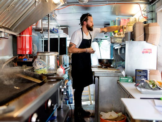 Thai Food Trucks Milwaukee
