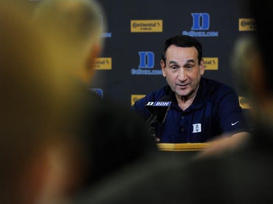 Duke-Replacing Giles Basketball