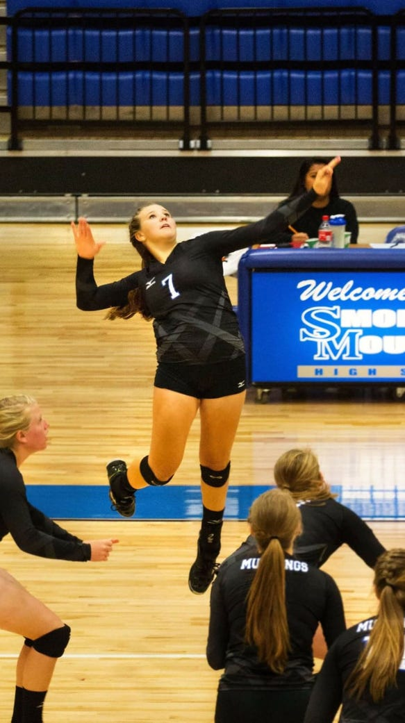Smoky Mountain senior Emma Raleigh has committed to
