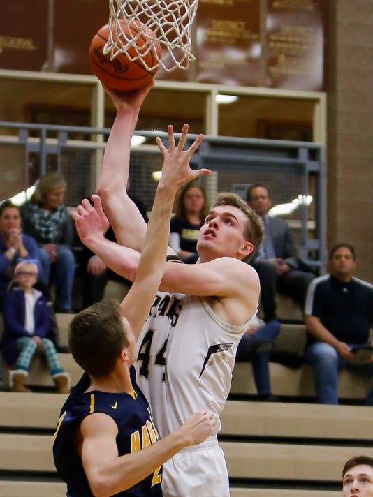 Haslett vs. Holt - Boys Basketball