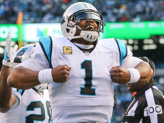 Former No. 1 pick Cam Newton's weighted career approximate value is 84, which beats out Matt Stafford's 75 and Andrew Luck's 59.