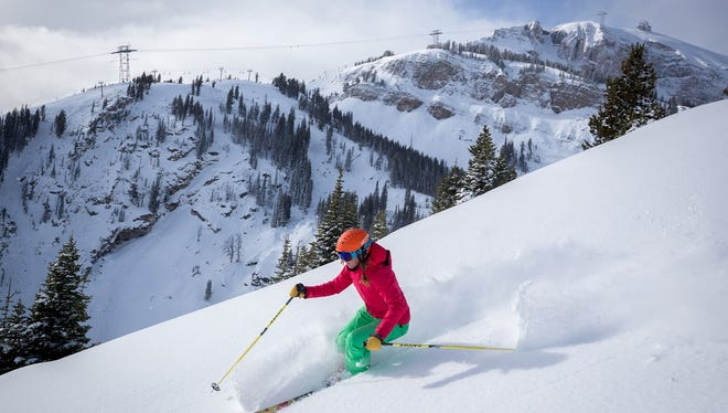 Wyoming's Jackson Hole has expanded its intermediate terrain in recent years and last season's new Teton Lift added another 200 acres of blue-rated bowls, glades and groomers.