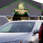 The Spartan Hall of Fame Cafe on Lake Lansing Road