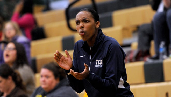 Former Roberson standout Maria Young is the new girls basketball coach at Asheville High.