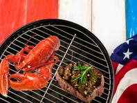win seafood and fillet for independence day