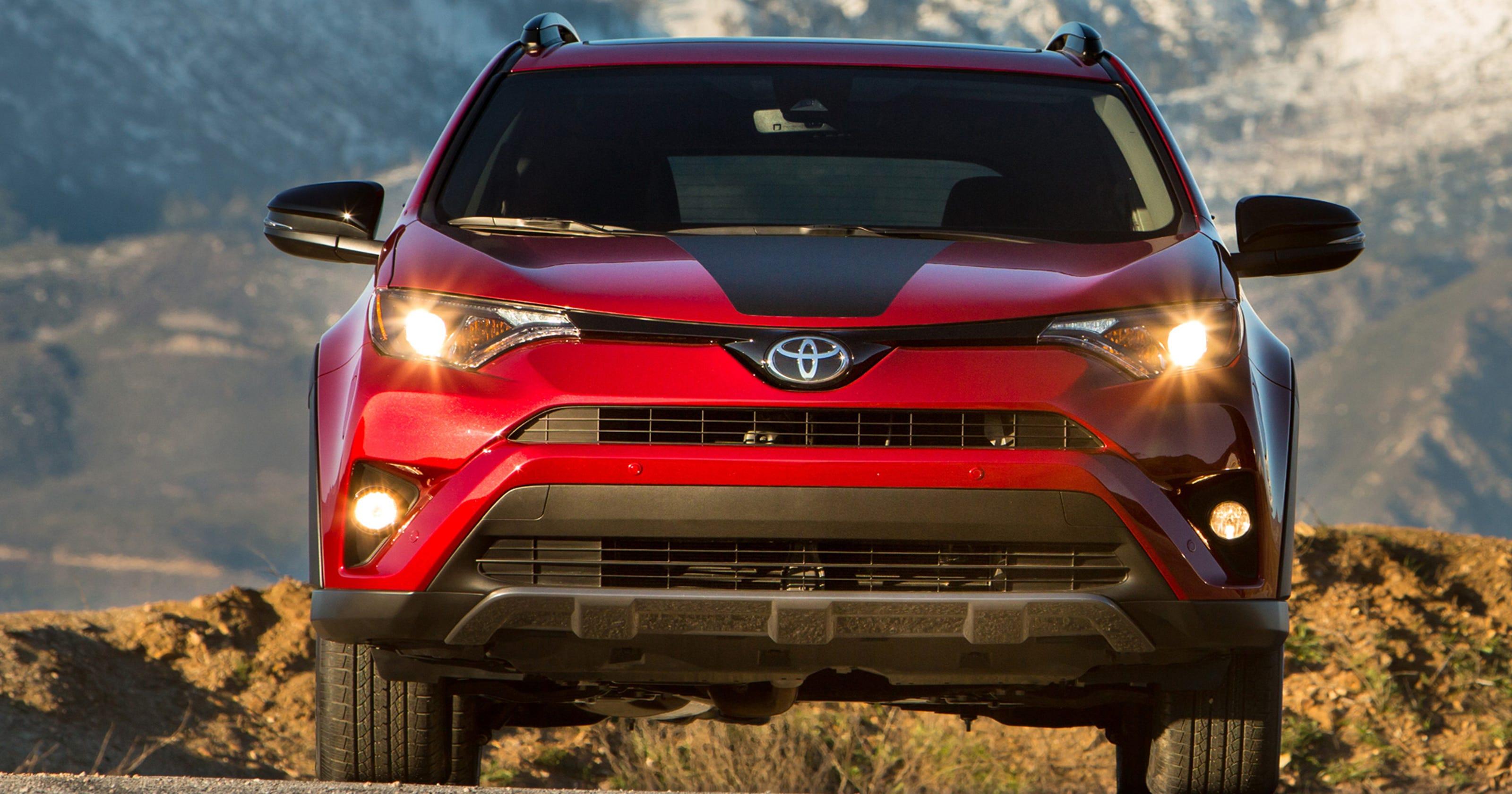 Toyota RAV4 gets sportier with Adventure version