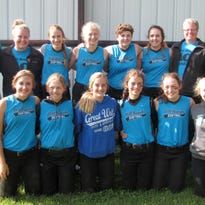 Dells youth softball team takes 5th at tourney