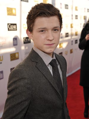 Tom Holland (here in 2013) will be the new Spider-Man.