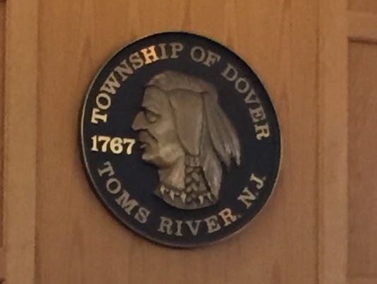 Toms River seal
