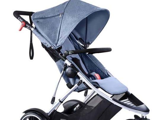 Dash v5 stroller by phil&teds