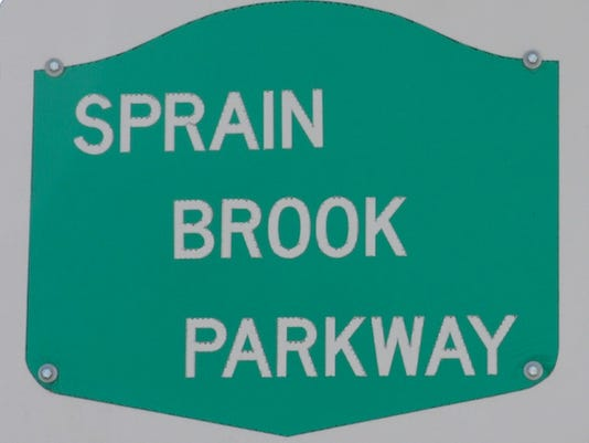 LH Roads: Sprain Parkway sign