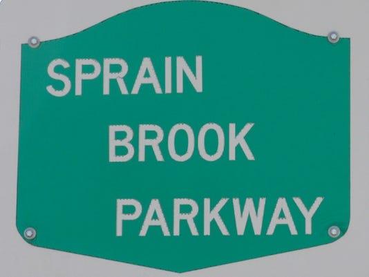 LH Roads: Sprain Parkway sign