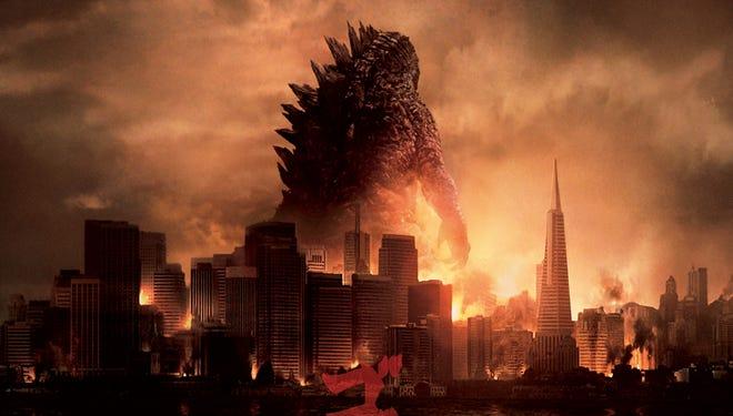 'Godzilla,' May 16, 2014