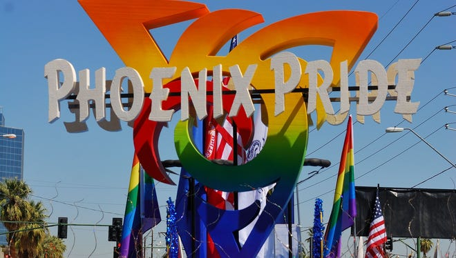 """4/5-6: PHOENIX PRIDE PARADE AND FESTIVAL 