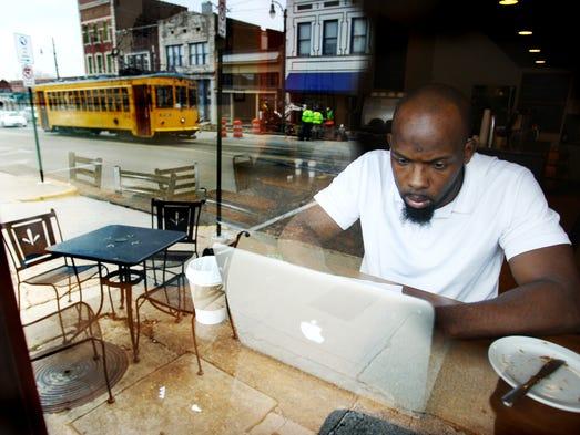 Sam Onwuchekwa, pastor of Fellowship Memphis' downtown